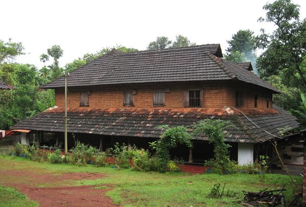 Kesavatheeram illam a traditional ancestral home Old home renovation in kerala
