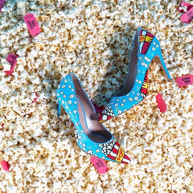 Out now! 🍿 🎥  Maxine Shoes Campaign 👠 Shoes @maxine_shoes Photography @ljgodbolt Art Direction @__astridsalas Digital Strategy @nikaovcharova Retouching @marioku.portrait  Model @shumaila7x  #lookbook #fashionphotographer #fashionshoot  #fashion #fashiongram #fashiondiaries #fun #woman #free # freespirited #legs #fashion #shoes #style #photoshoot #popcorn #cinema #lookbook #london