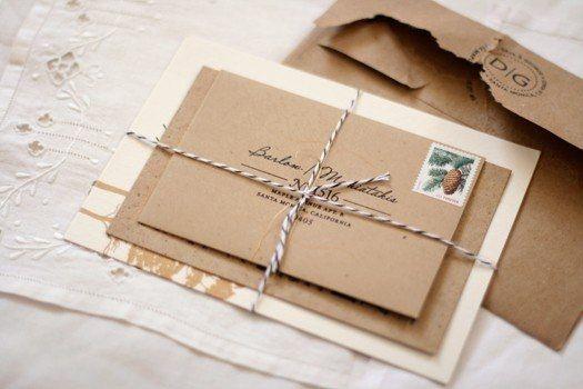 Картинки по запросу конверт из крафт бумаги своими руками