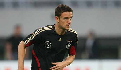 Nach der Meisterschaft 2009 wurde auch Christian Gentner in den Kader der Nationalmannschaft berufen. (19.05.2009)