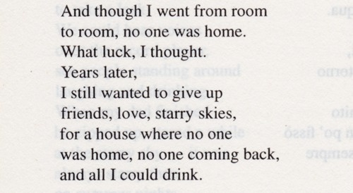 raymond carver- like bukowski, these were thoughts that reigned as my priorities.