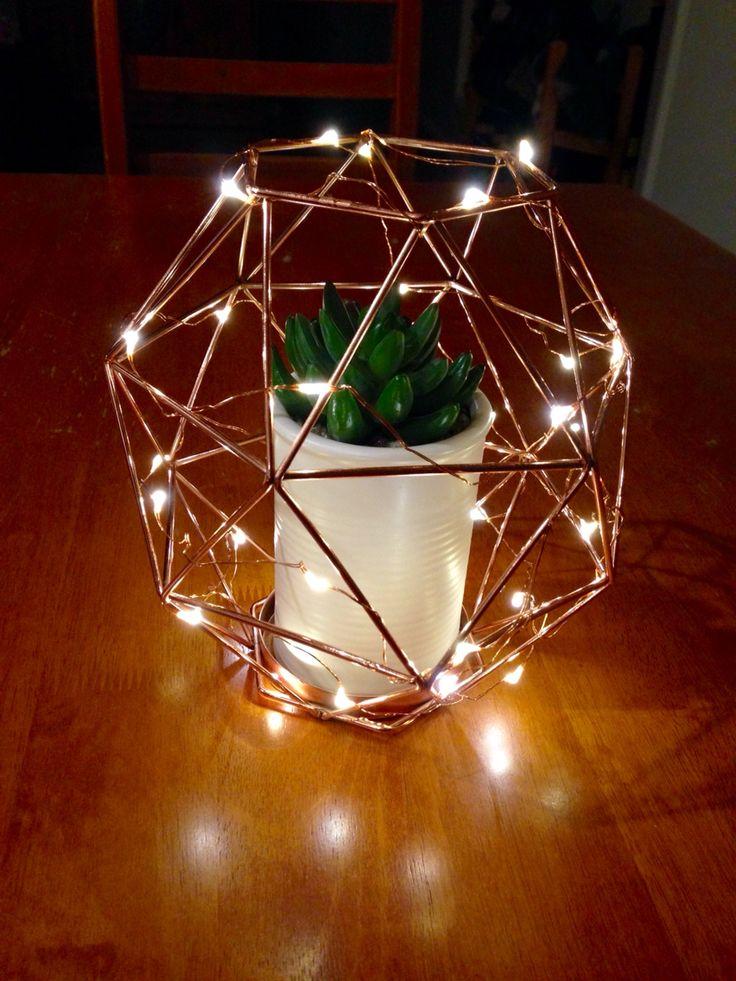 Kmart twinkle lights kmart copper candle holder for Ikea twinkle lights