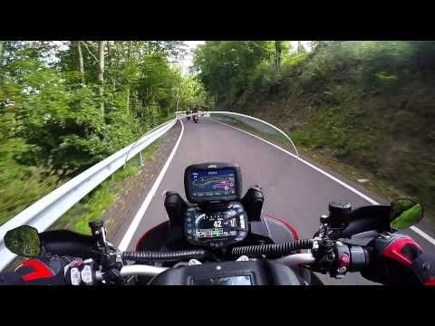 2015 MTS 1200S DVT  Termi - 5 countries - 3 days - DAY 1