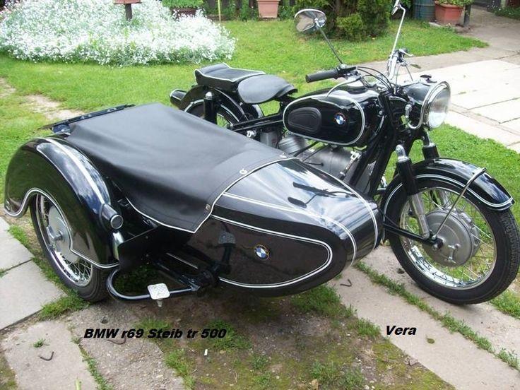 BMW r 69 Steib tr 500