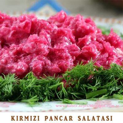 Kırmızı pancar salatası yapmak için buğday ve fasulyeyi akşamdan ıslatın...