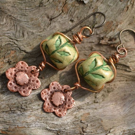 how to use copper clay