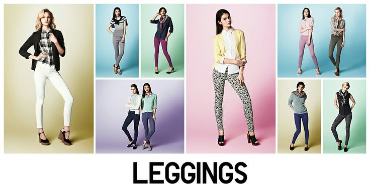 Love uniqlo's leggings