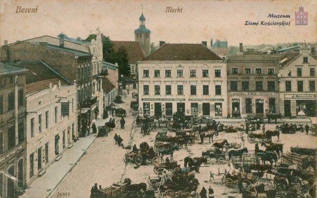 #Berendt #Kościerzyna beg. 20th century