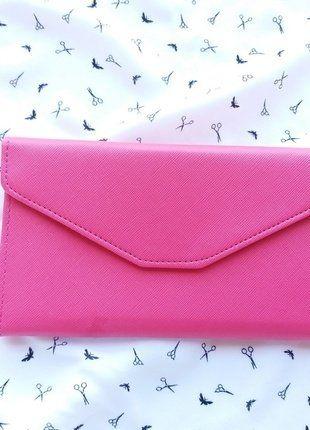 Kup mój przedmiot na #vintedpl http://www.vinted.pl/damskie-torby/portmonetki/18306251-portfel-w-kolorze-rozowym-nowy-idealny-na-prezent