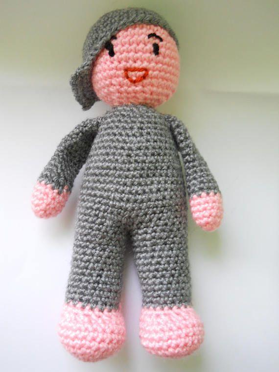Doll Crochet Pattern, Boy Doll Pattern, Doll patern, Boy pattern, PDF boy Pattern, crochet patterns, Boy pattern crochet,amigurumi