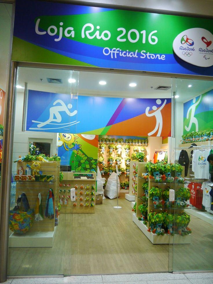 リオオリンピック公式グッズショップ|Quickly Travel リオデジャネイロ のブログ
