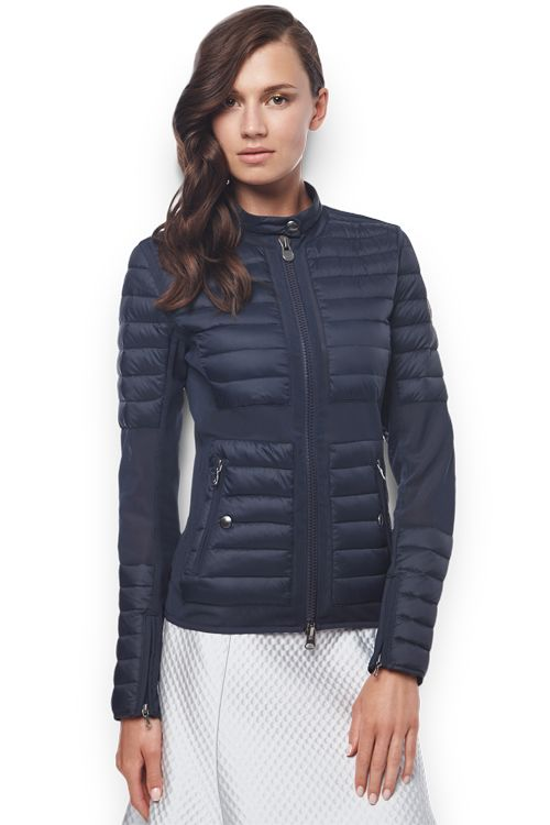 WOMEN'S MESH RESEARCH JACKET MD 2116 2QB - Collection Fall-Winter 2015/16 | Colmar Originals
