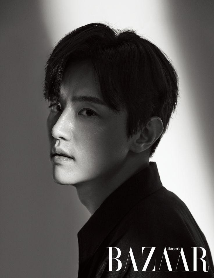 Kwon Yool - Vogue Magazine July Issue '16