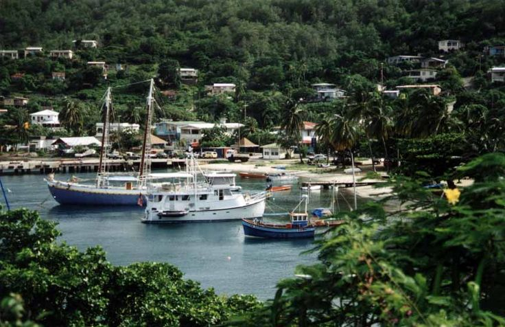 Deadeye Places - Port Elizabeth, Bequia.