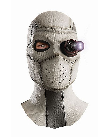 Deadshot Mask Deluxe - Suicide Squad - Spirithalloween.com