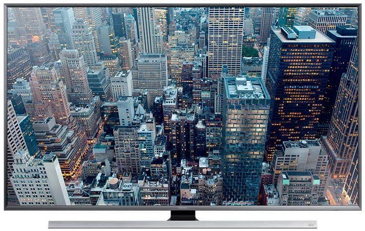 "SAMSUNG UE65JU7000 65"" SMART UHD 4K 3D LED TV Twin-Tuner 1300Hz"