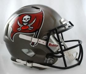 Tampa Bay Buccaneers Throwback 1997-2013 Revolution Speed Pro Line Helmet