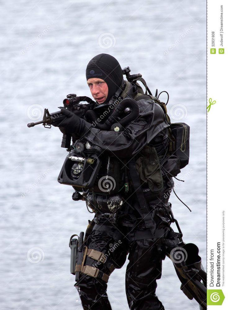 Netherlands Special Forces | DEN HELDER, THE NETHERLANDS - JUNE 23: Dutch Special Forces combat ...
