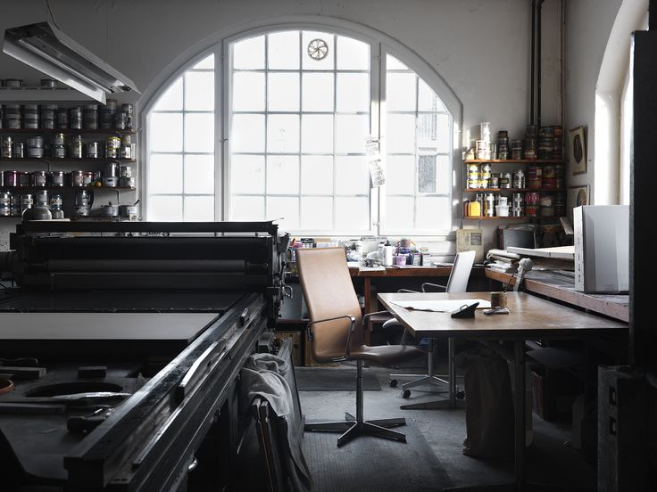 Fritz Hansen - Oxford™ by Arne Jacobsen.