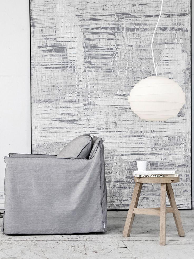 101 besten Weiße Leuchten White Lamps Bilder auf Pinterest - wohnzimmer design leuchten