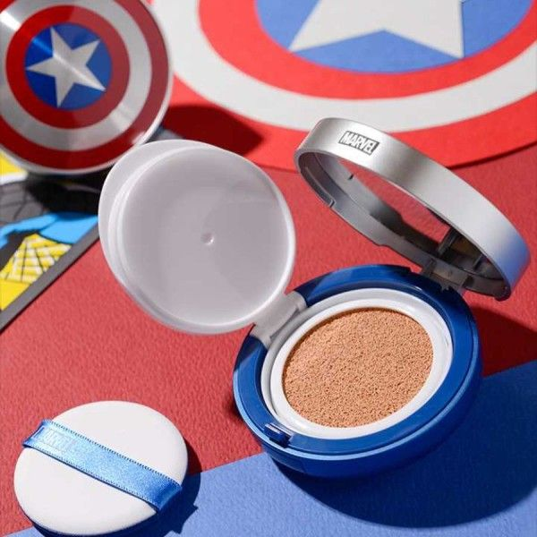 The Face Shop x Marvel: Comic Geek and Beauty Collaboration  Read more : http://www.ferbena.com/the-face-shop-x-marvel-comic-geek-and-beauty-collaboration.html