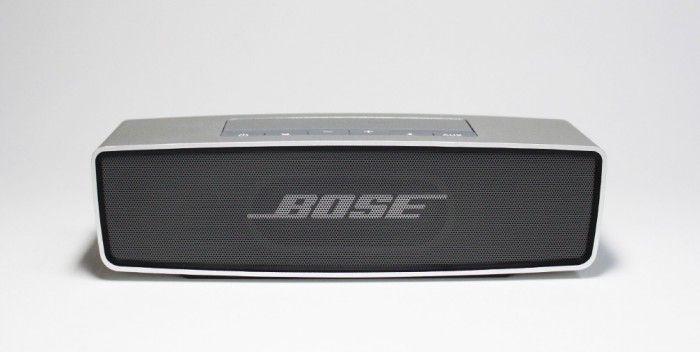 ボーズの本気が感じられる上質・コンパクトなBluetoothスピーカー『BOSE SoundLink Mini』