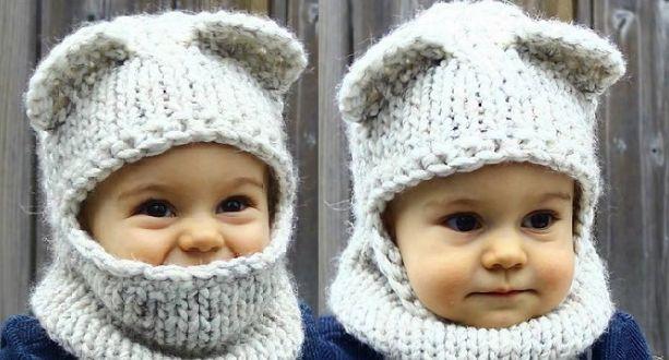 Bebeklere en yeni örgü bere modelleri | Tutar ki bu
