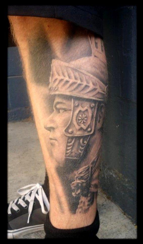 Roman Soldier Tattoo Spqr | www.pixshark.com - Images ...