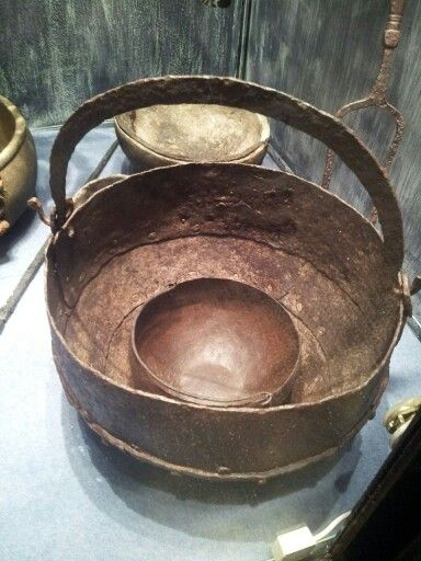 Nice Cauldron, Viking Era.