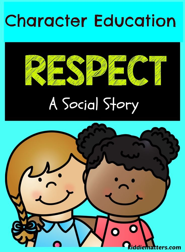Teaching Children Respect - by Pam Leo