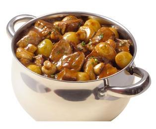 Beef and mushroom casserole (perfect winter comfort food :p) #stew #recipes #KNORRStockPot