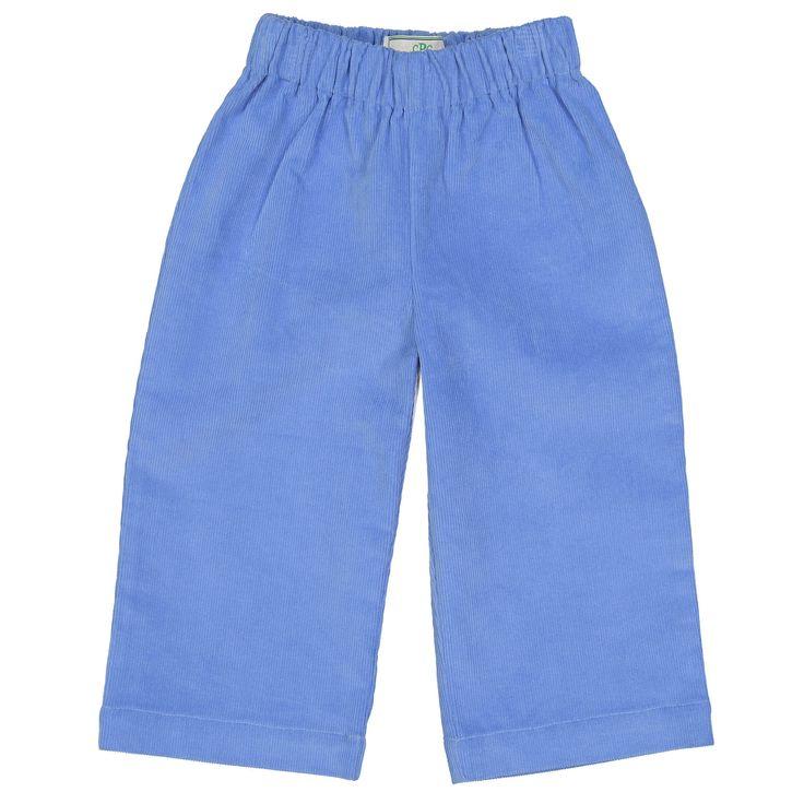 Corduroy Slim Myles Pants
