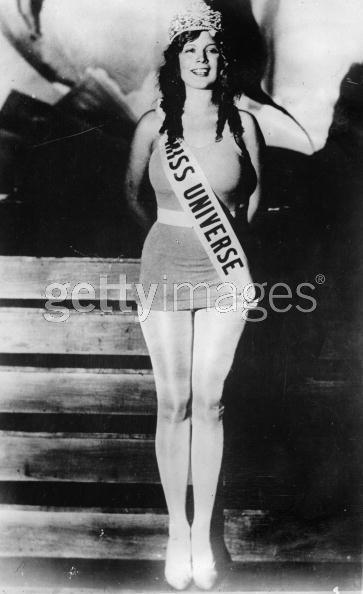 Miss Universo 1930, Concurso realizado na cidade de Galveston - Dorothy Dell Goff - USA
