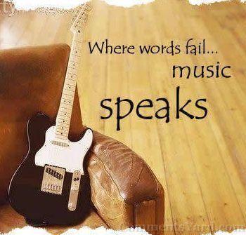 "....""Music is the universal language of mankind""...  ~ Henry Wadsworth Longfellow"