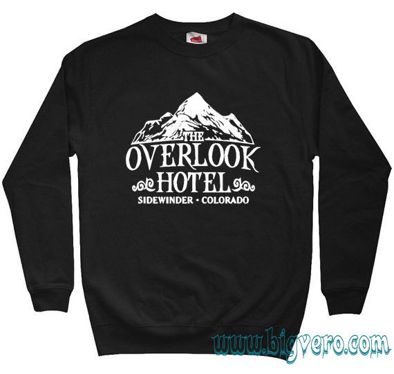 Overlook Hotel Horror Sweatshirt S-XXL //Price: $29.00    #clothing #shirt #tshirt #tees #tee #graphictee #dtg #bigvero #OnSell #Trends #outfit #OutfitOutTheDay #OutfitDay