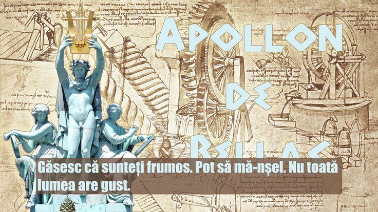 Apollon de Bellac cu Birlic, Radu Beligan, Sanda Toma 🎭 Teatru Radiofoni...