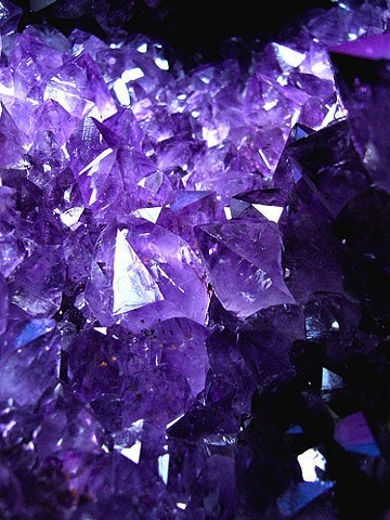 Amethyst Purple Aesthetic Purple Violet Aesthetic