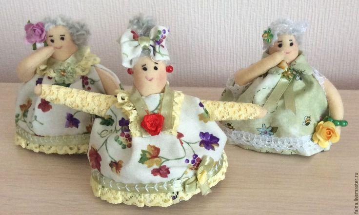 Купить Мисс Пепи - комбинированный, игрушка, ручная работа, hand made, подарок, Праздник, радость