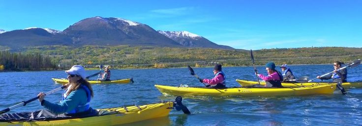 Kayak Lake Dillon is Summit County's one and only premier Kayak outfitter. The company specializes in family-oriented guided trips on Lake Dillon. Explore Lake Dillon's scenic coastline in one of their state of the art tandem Kayaks. With the Gore and Ten Mile Ranges at your back, you would never know you were just minutes from the town of Frisco and Dillon. Knowledgeable guides will introduce you to the coves and river inlets at a leisurely pace. View birds and other wildlife that are…