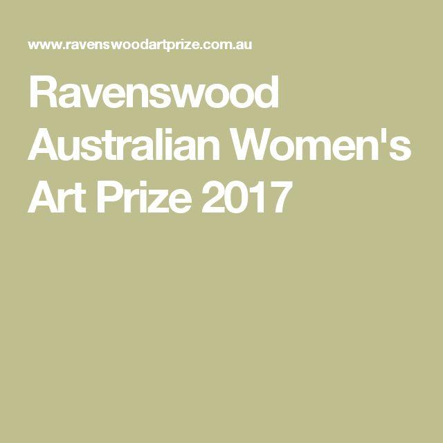 Ravenswood Australian Women's Art Prize 2017
