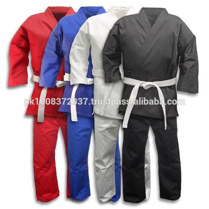 custom made martial arts uniforms