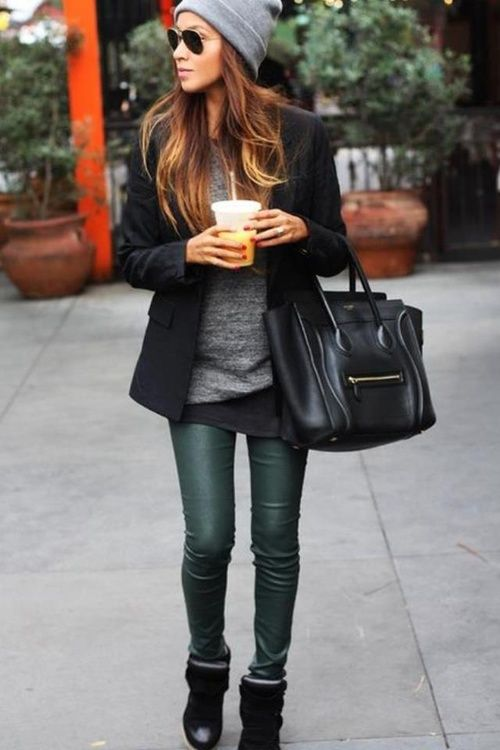 Where do I find a great pair of coated denim skinnies...any suggestions or…