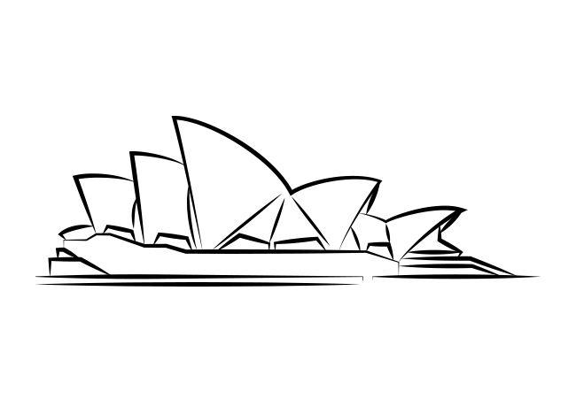 Sydney Opera House, Sydney - Mats Sjögren 2014