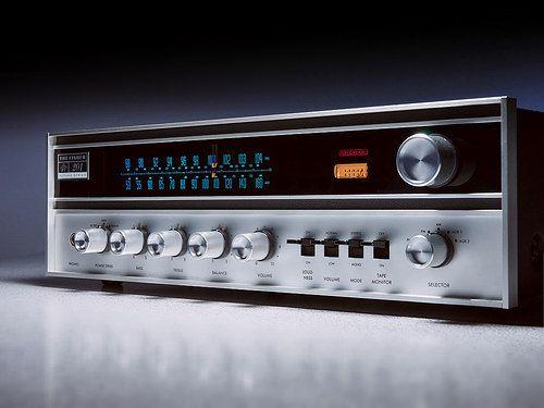 The Fisher 201 Futura Stereo Receiver | ten | Pinterest