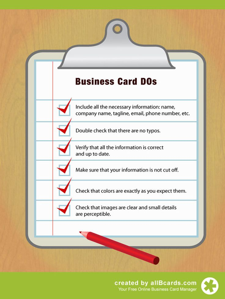 31 best business card networking tips images on pinterest business card dos check out our complete guide to business cards 100 pages colourmoves