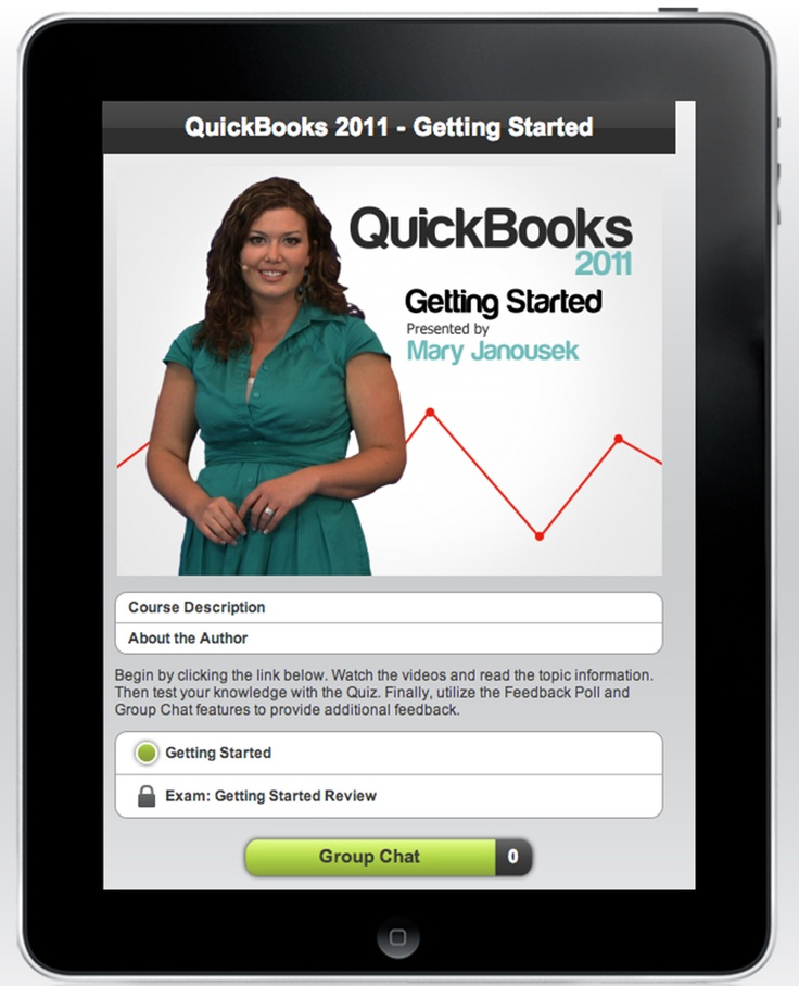 QuickBooks 2011 - Getting Started