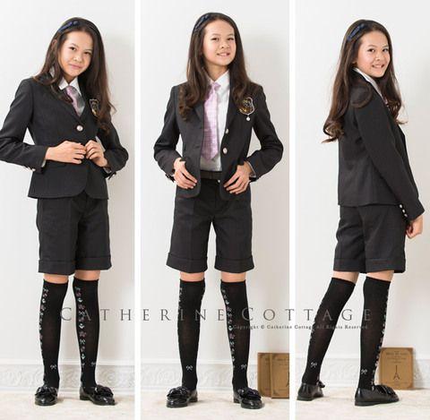 女の子スーツボーイズライクパンツスーツガールズ子供フォーマルスーツセット七五三入学式卒園式卒業式冠婚葬祭