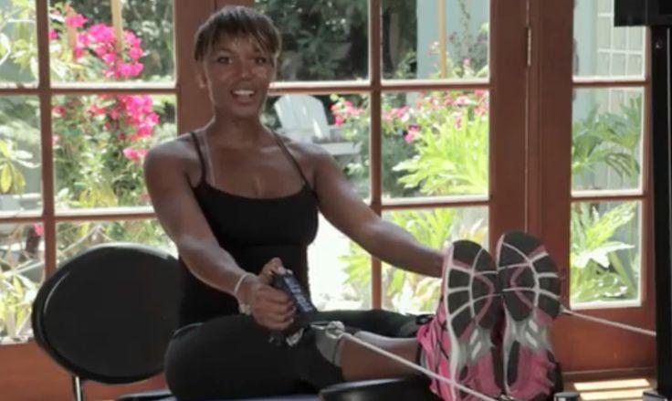 Get a Total Gym Workout with Tiffany Savion