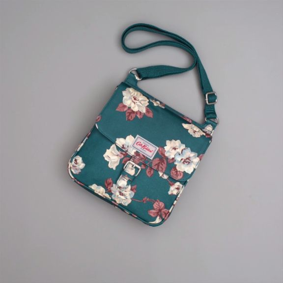 We're spinning around for our new collection - Colour by Cath Kidston - would you Beg, Borrow and Teal this bag?