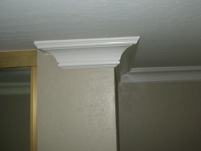 Image Result For Double Bead Crown Molding Beaded Crown Crown Molding Installation Crown Molding